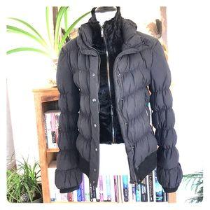 Fendi Puffy Jacket w Broadtail Lamb